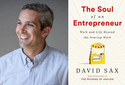 David Sax - The Soul of an Entrepreneur (San Francisco Ferry ...
