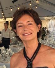 photo of French teacher Anne Marie Lebas